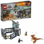 Evadarea din Stygimoloch Lego Jurassic World