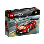 Ferrari 488 GT3 Scuderia Corsa Lego