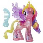 Figurina ponei cu aplicatii stralucitoare My Little Pony