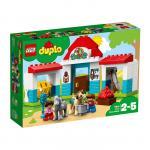 Lego grajdul poneilor
