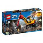 Ciocan pneumatic pentru minerit Lego City