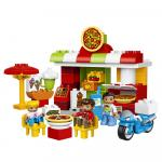 Lego Duplo Town Pizzerie