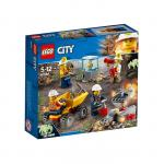 Echipa de minerit Lego City