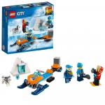 Echipa arctica de explorare Lego City