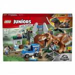 LEGO Juniors Evadare T rex