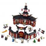 Manastirea Spinjitzu Lego Ninjago