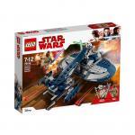 Speeder-ul de lupta al Generalului Grievous Lego Star Wars