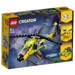 Lego Aventura cu elicopterul