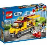Lego City Furgoneta de pizza