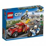 Lego City Police Camionul de remorcare
