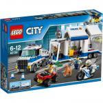 Lego City Police Centru de comanda mobil