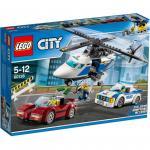 Lego City Police Urmarire de mare viteza