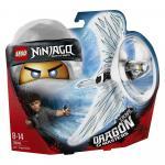 Zane Dragonjitzu Lego Ninjago