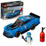 Masina de curse Chevrolet Camaro ZL1 Lego