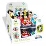 Masinute Disney Pull & Go
