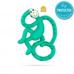 Mini Maimutica pentru dintisori tratata antibacterian Verde