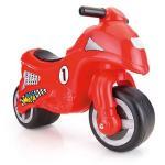 Motocicleta fara pedale rosu Dolu