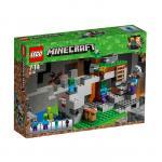 Pestera cu zombi Lego
