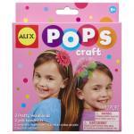 Accesorii de par doua bentite Pops Craft AlexToys