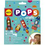 Lansatoare de rachete din pai Pops Craft AlexToys