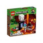 Portalul Nether Lego
