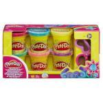 Pachet 6 cutii cu sclipici Play-Doh