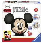 Puzzle 3D Mickey Mouse 72 Piese