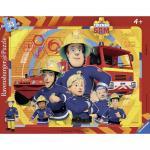 Puzzle Pompier Sam 33 piese