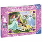 Puzzle Printese Disney 100 piese