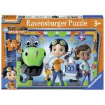 Puzzle Rusty Rivets 35 piese