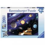 Puzzle Sistemul solar 200 piese
