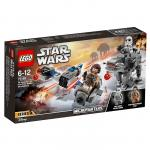 Ski Speeder Microfighters Lego Star Wars