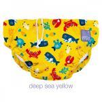 Scutec pentru inot Bambino Mio Deep Sea Yellow M