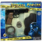 Set Pistoale Politie 8 capse