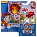 Set figurina Patrula Canina card si rucsac
