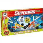 Set constructie 102 piese Supermag Maxi Wheels