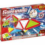 Supermag Tags Wheels set constructie 103 piese