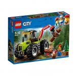 Lego Tractor de padure