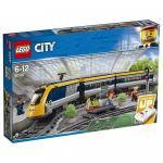 Tren de calatori Lego City