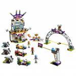 Ziua cea mare a cursei Lego Friends