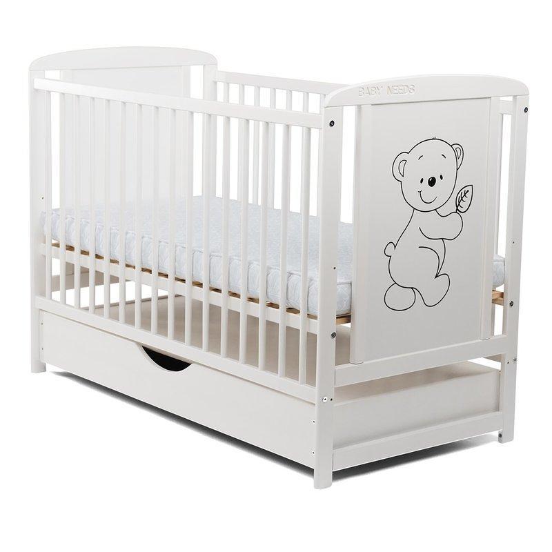 https://img.nichiduta.ro/produse/2019/05/BabyNeeds---Patut-din-lemn-Timmi-120x60-cm-cu-sertar-Alb-Saltea-12-cm-232128-1.jpg