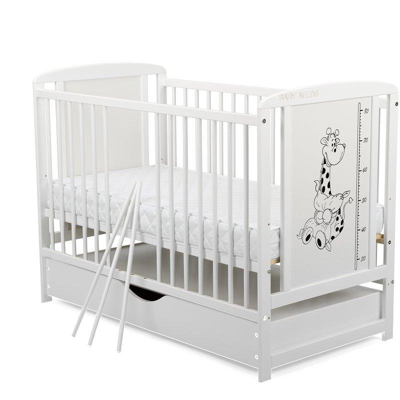 https://img.nichiduta.ro/produse/2019/05/BabyNeeds---Patut-din-lemn-Timmi-Girafa-120x60-cm-cu-sertar-Alb-Saltea-12-cm-232170-1.jpg