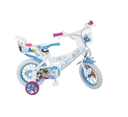 Bicicleta pentru fetite Frozen 12 inch
