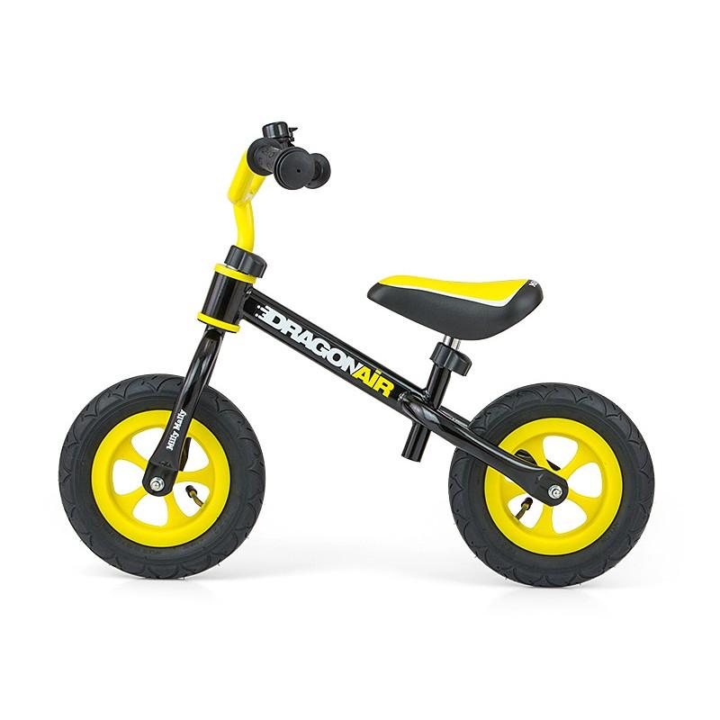 Biciclete fara pedale Dragon Air Black