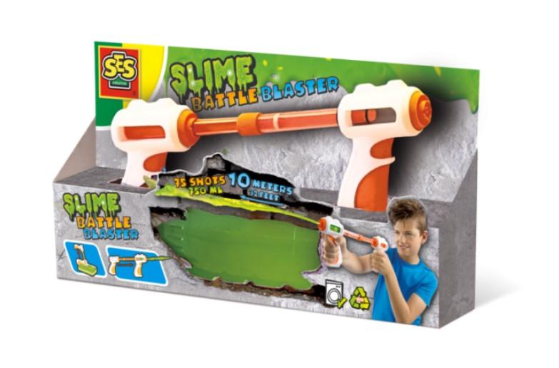 Blaster cu slime Ses