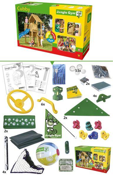 Loc de joaca Cubby