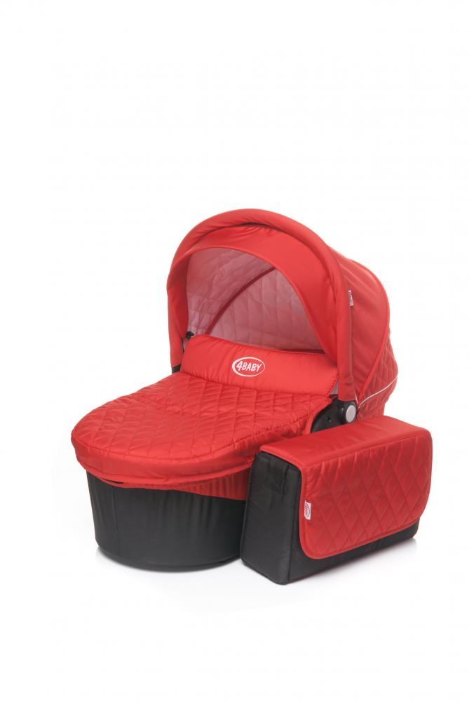 Carucior 2 in 1 Atomic 4Baby Red imagine
