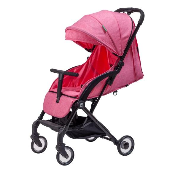 Carucior Bebumi Sport Air Eco Pink