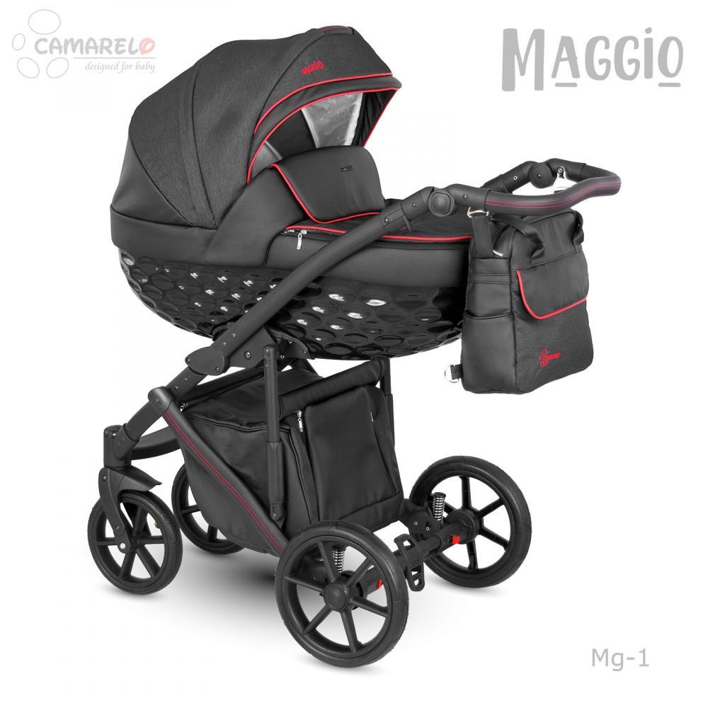 Carucior copii 3 in 1 Maggio Camarelo color 1