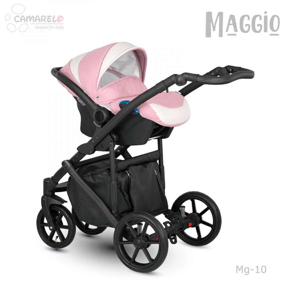 Carucior copii 3 in 1 Maggio Camarelo color 10 imagine